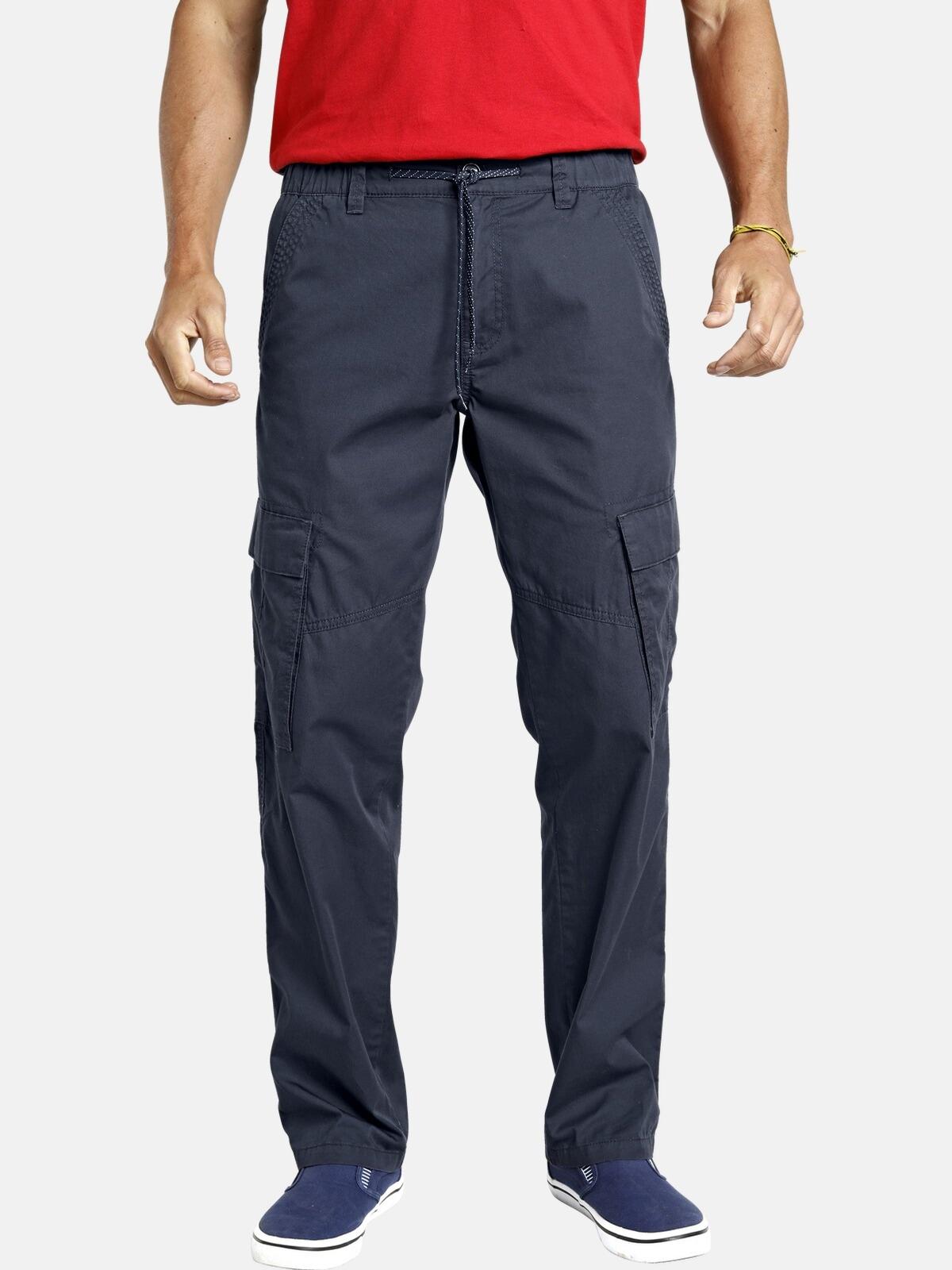 jan vanderstorm -  Cargohose THORVALD, Raffbund für extra Komfort