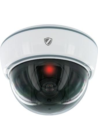 Schwaiger Kamera-Attrappe zur Deckenmontage »Red Secure« kaufen