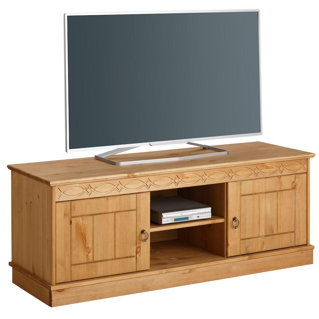 Home affaire TV-Board »Indra«, wahlweise in 2 Breiten, Fernsehtisch