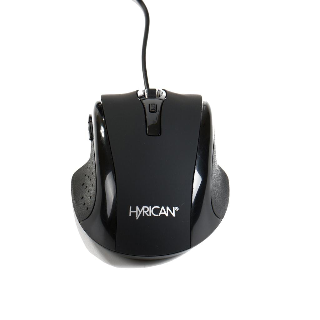 Hyrican Gaming-PC-Komplettsystem »Military Gaming SET1903«