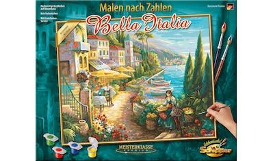 Schipper Malen nach Zahlen »Meisterklasse Premium - Bella Italia«, Made in Germany kaufen