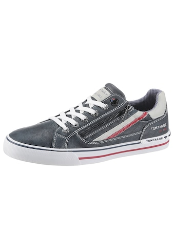 TOM TAILOR Sneaker, mit Kontrastbesatz kaufen