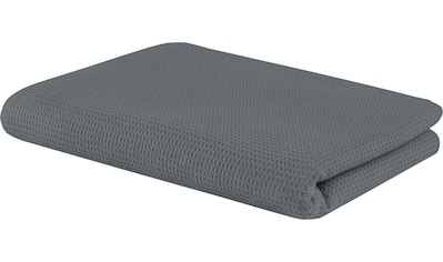 SETEX Wohndecke »Waffeldecke«, aus Waffelpiqué, auch als Tagesdecke geeignet kaufen