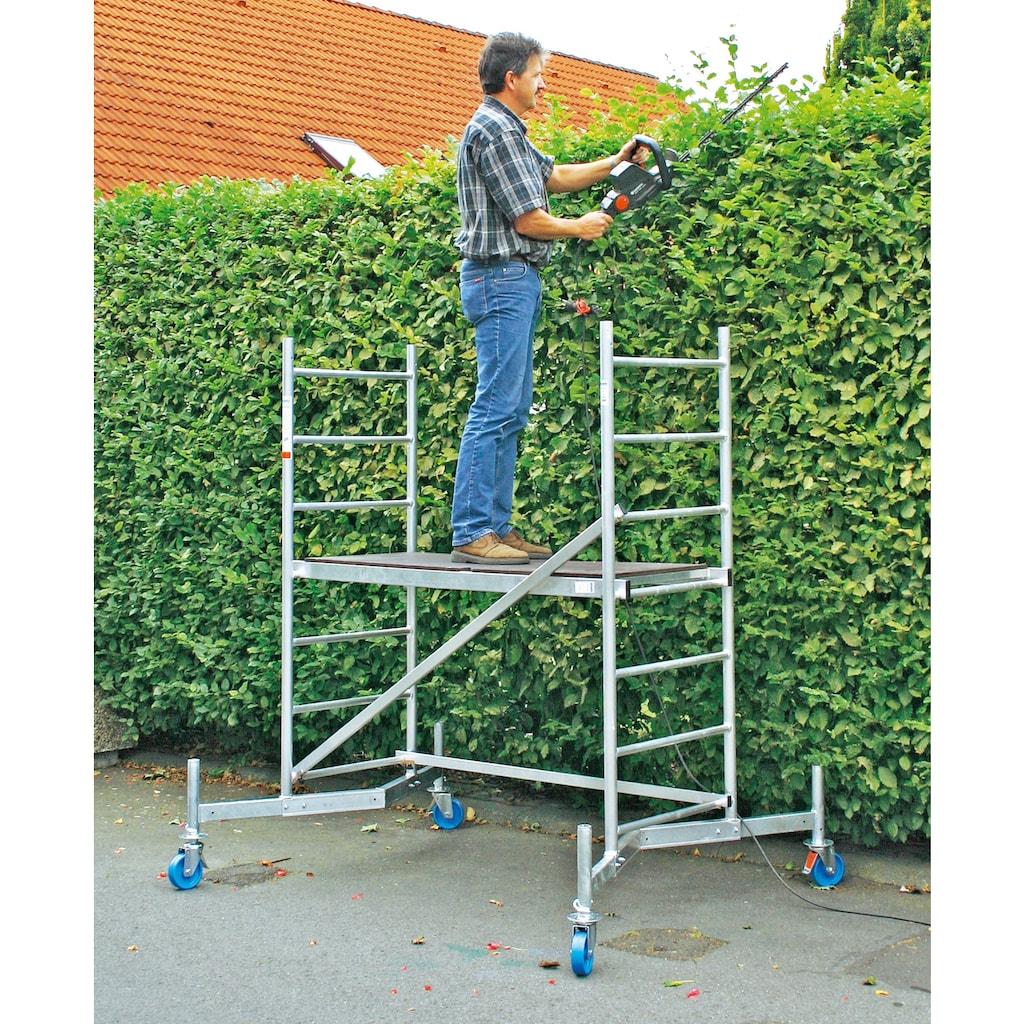 KRAUSE Lenkrolle »ClimTec Fahrrollensatz«