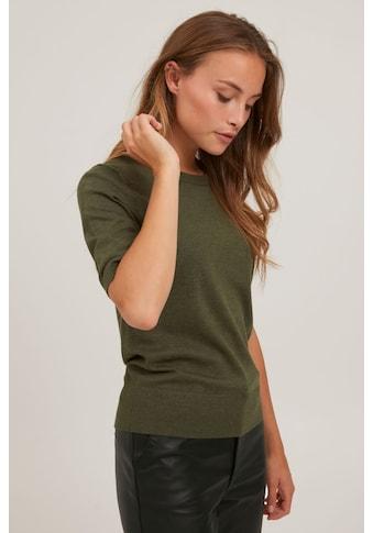 Pulz Jeans 3/4 Arm-Pullover »PZSARA Pullover 50205514«, Femininer Pullover mit Halbarm kaufen