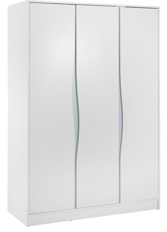 Geuther Kleiderschrank WAVE 3-türig Pastell
