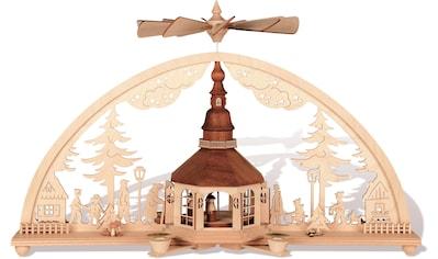 """rauta Schwibbogen """"Seiffener Kirche im Bogen"""", (1 - teilig) kaufen"""