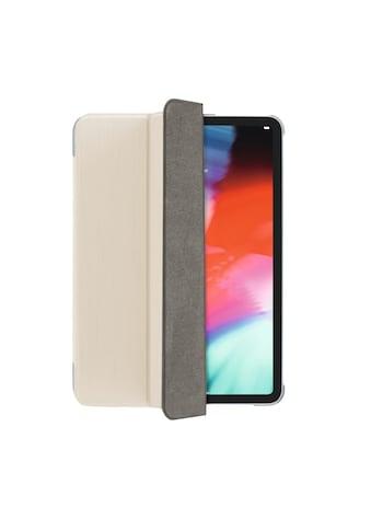 Hama Tablet-Case Fold Clear für Apple iPad Pro 12.9 (2018), Créme kaufen