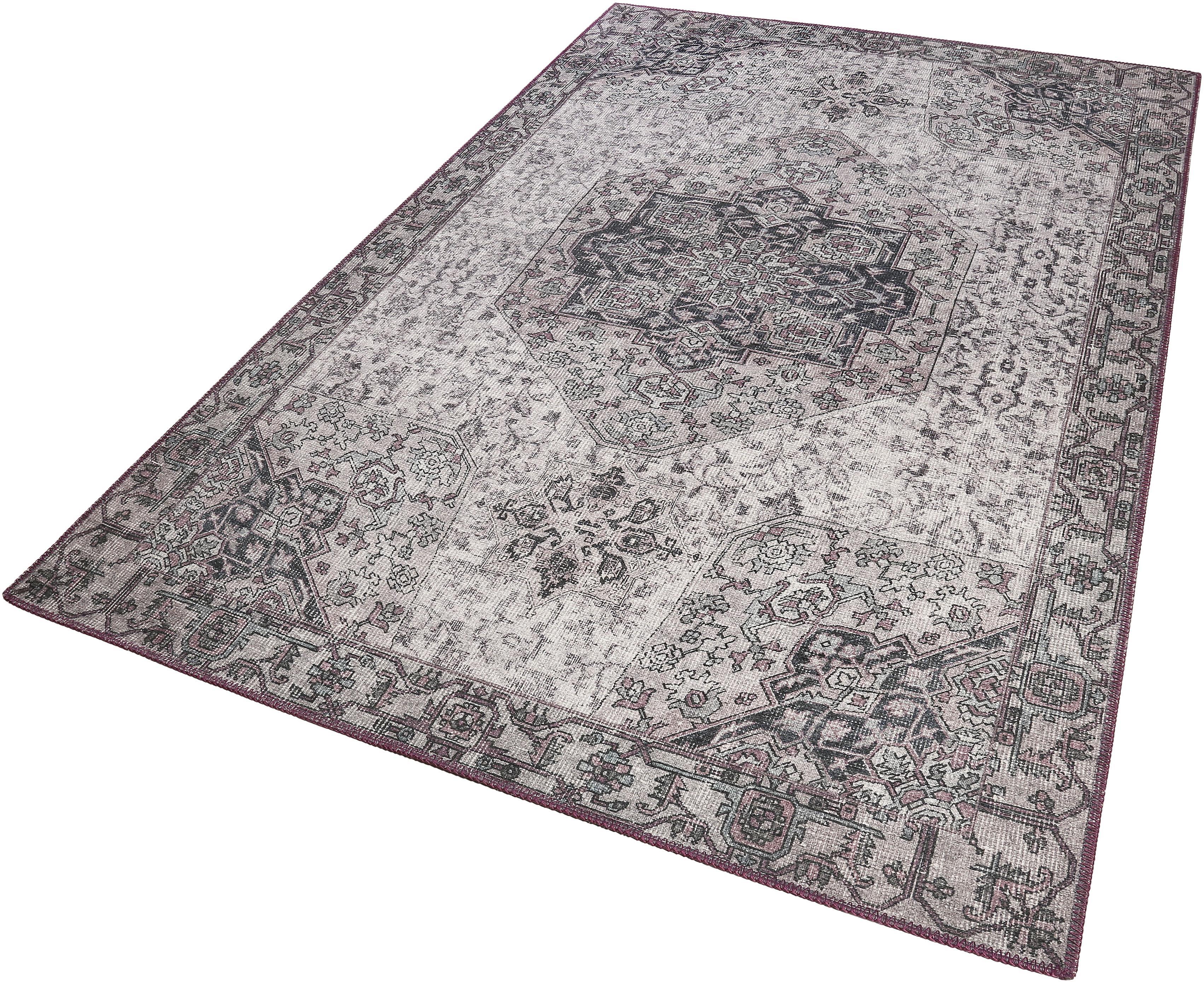Teppich Synchronize Wecon Home rechteckig Höhe 6 mm maschinell gewebt