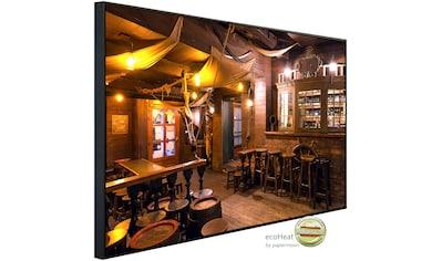 Papermoon Infrarotheizung »Old Schooner Style Bar«, sehr angenehme Strahlungswärme kaufen