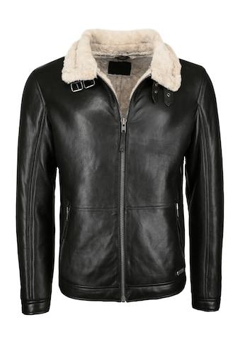 MUSTANG Lederjacke »31019264« kaufen