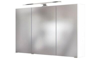 HELD MÖBEL Spiegelschrank »Baabe«, Breite: 100 cm, mit LED - Beleuchtung kaufen