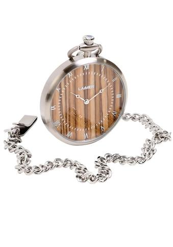 LAiMER Kettenuhr »Taschenuhr Zebrano« kaufen