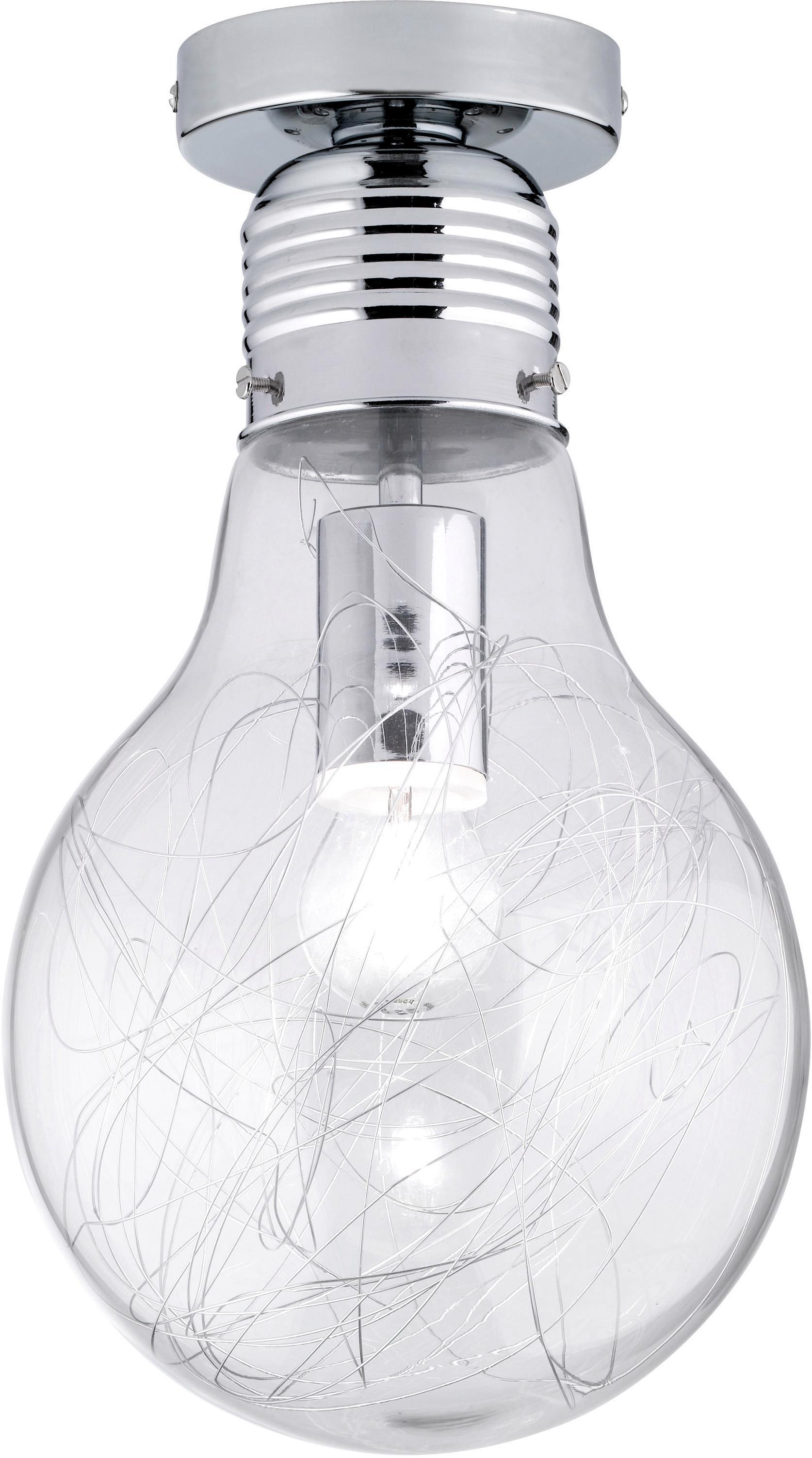 WOFI Deckenleuchte FUTURA, E27, Deckenlampe