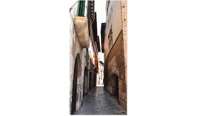 Artland Wandbild »Palma de Mallorca«, Spanien, (1 St.), in vielen Größen &... kaufen