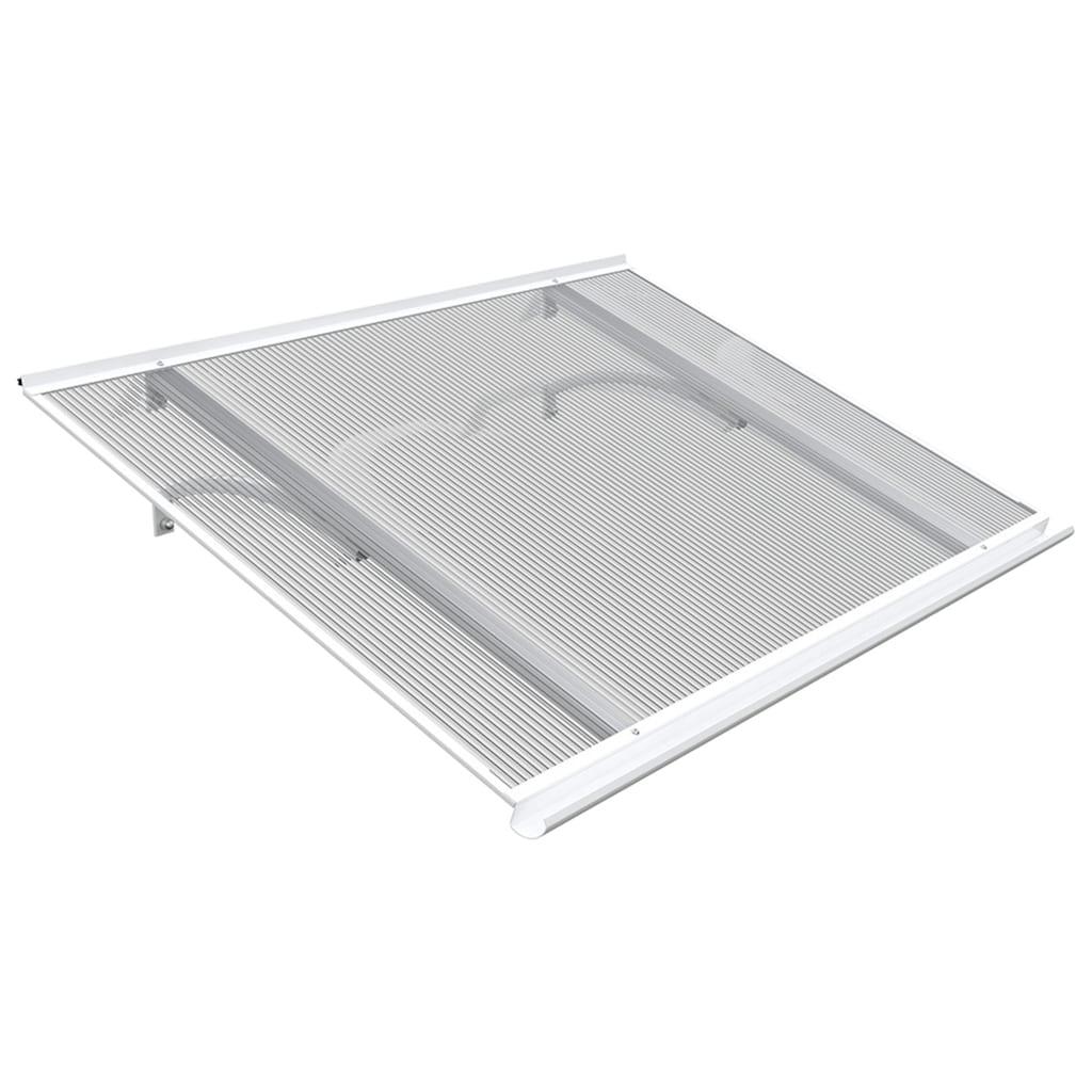 RORO Türen & Fenster Vordach »Typ V132«, BxT: 120x90 cm
