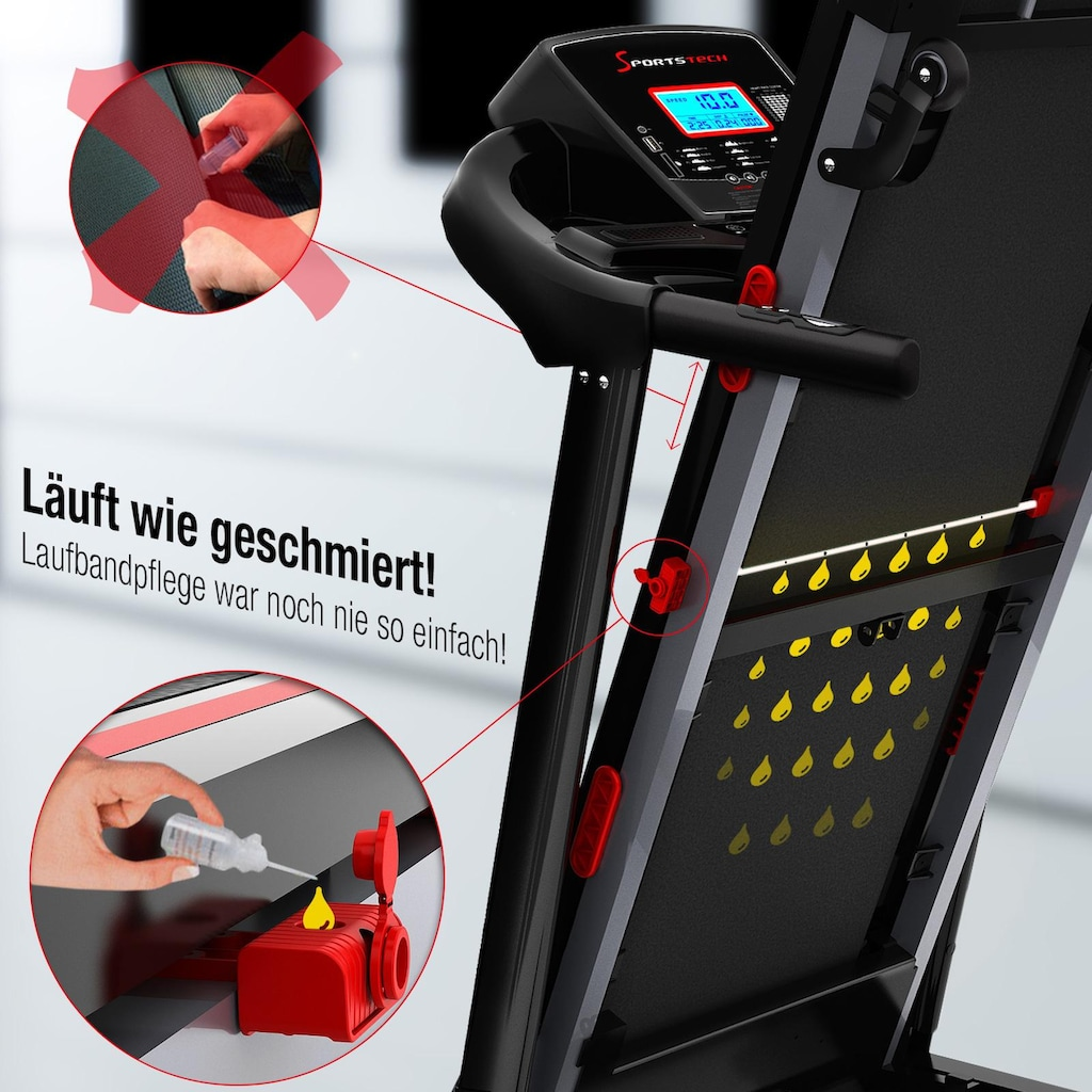 Sportstech Laufband »F31«
