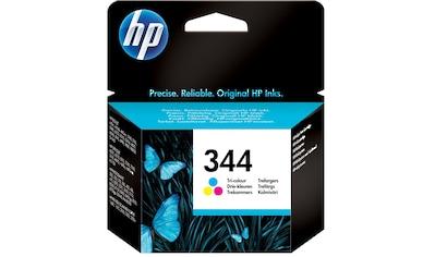 HP Tintenpatrone »344 Original Cyan, Magenta, Gelb«, (1 St.) kaufen