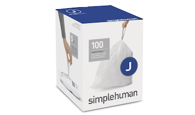 simplehuman Müllbeutel passgenaue Müllbeutel Nachfüllpack code J kaufen