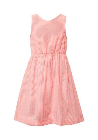 TOM TAILOR Strickkleid »Gestreiftes Kleid« kaufen