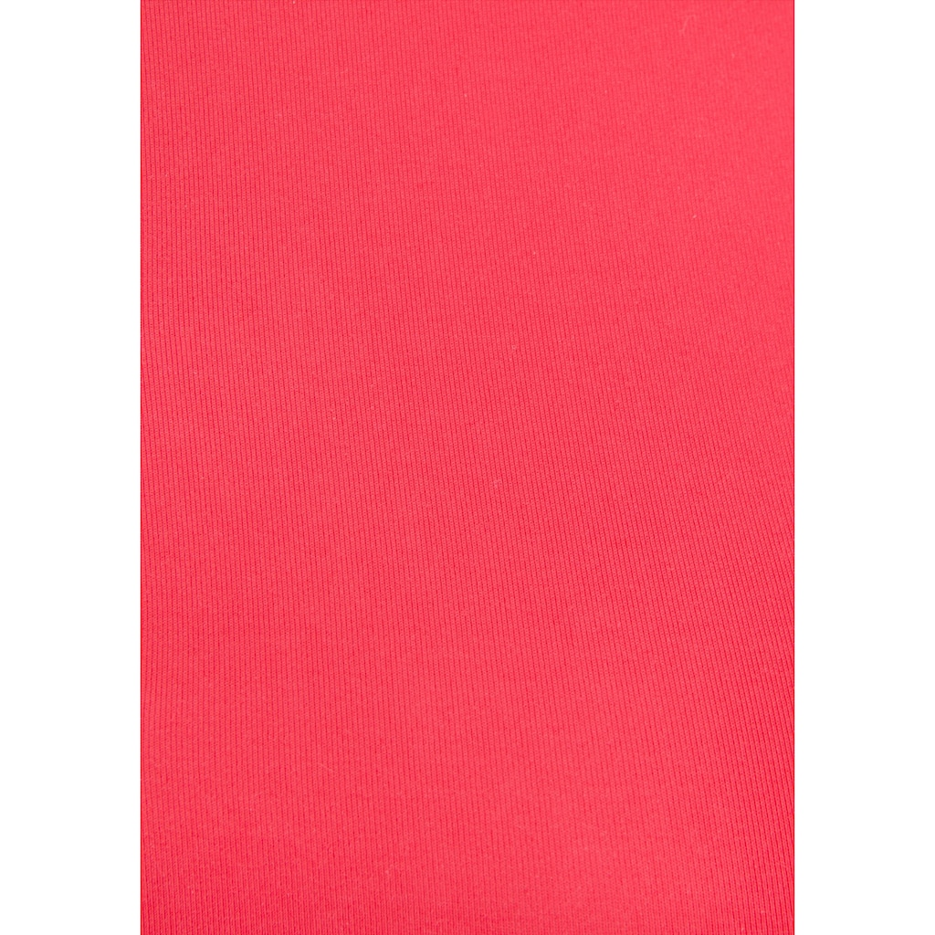 Bench. Bustier-Bikini-Top »Perfect«, mit raffinierter Schnürung