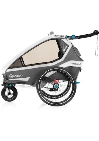 Qeridoo Fahrradkinderanhänger »KIDGOO 2« kaufen