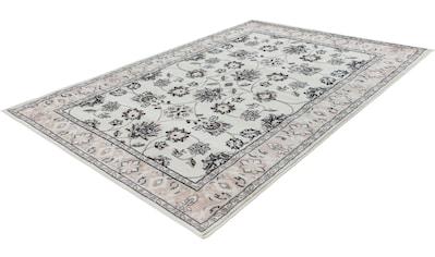 calo-deluxe Teppich »Mose-308«, rechteckig, 14 mm Höhe, Orient Optik, Wohnzimmer kaufen