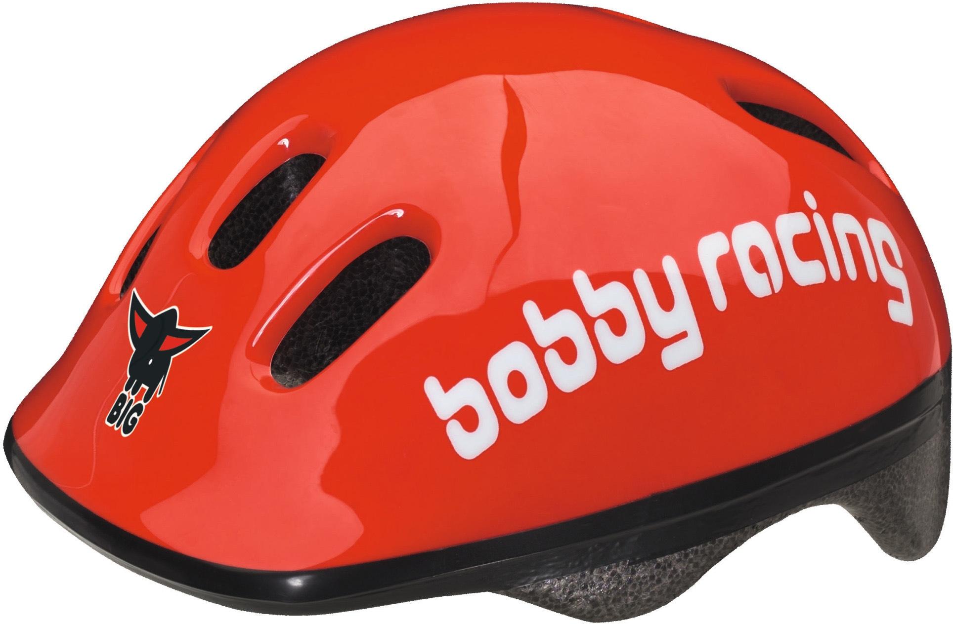 BIG Kinder Schutzhelm, BIG BOBBY Racing Helmet   04004943569040