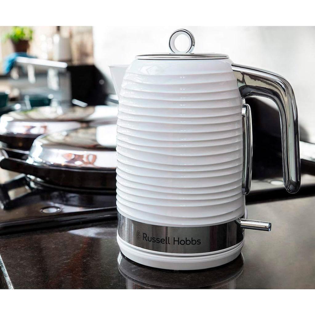 RUSSELL HOBBS Wasserkocher »Inspire 24360-70«, 1,7 l, 2400 W, Schnellkochfunktion, energiesparend
