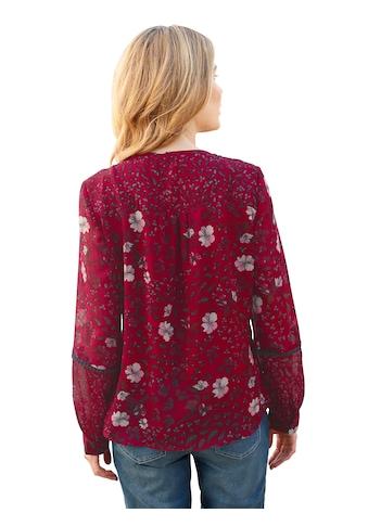 Classic Inspirationen Bluse mit Mustermix kaufen