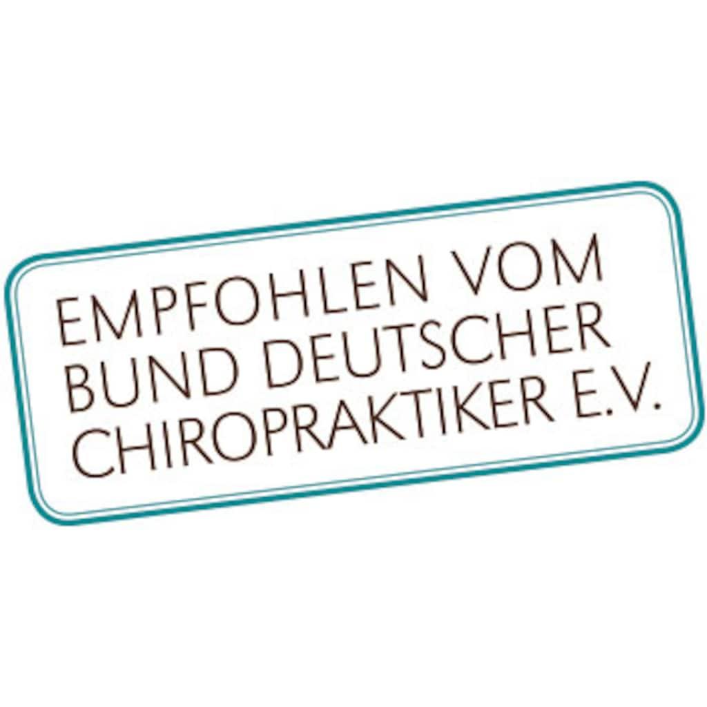 Centa-Star Nackenstützkissen »NeckProtect Ultra«, (1 St.), anatomisch geformt, Härtestufe mittel