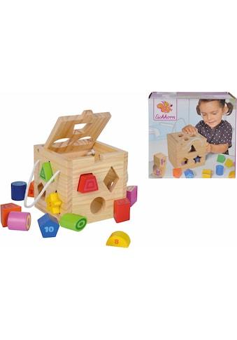 Eichhorn Steckspielzeug, aus Holz kaufen