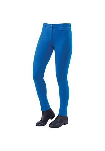 Dublin Reiterhose »Damen Kniebesatzreithose Supa - fit mit Reißverschluss« kaufen