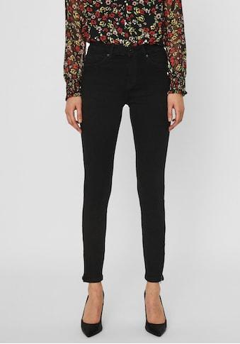 Vero Moda Skinny-fit-Jeans »VMTILDE«, mit Zipper am Saum kaufen