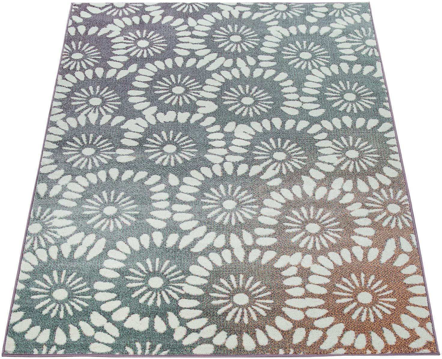 Teppich Stella 514 Paco Home rechteckig Höhe 17 mm maschinell gewebt