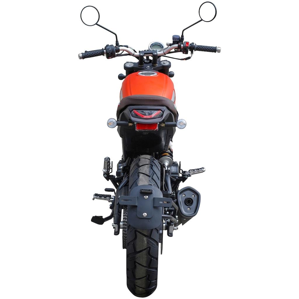 GT UNION Motorrad »Madison 125«, 11 PS
