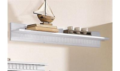 Home affaire Wandboard »Cubrix«, aus massivem Kiefernholz, in zwei unterschiedlichen Breiten kaufen