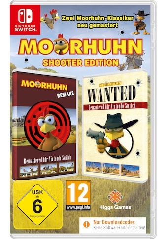 Moorhuhn Shooter Collection Nintendo Switch kaufen
