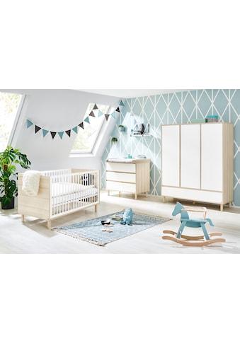 Pinolino® Babyzimmer-Komplettset »Flow«, (Set, 3 tlg.), breit groß; Made in Europe kaufen
