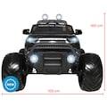 MIWEBA Elektro-Kinderauto »Ford Ranger Monster Truck Allrad«, für 2 Kinder ab 3 Jahre, 24 V
