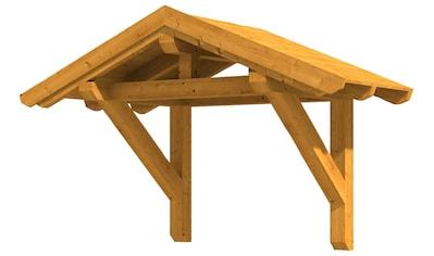 Skanholz Vordach »Siegen 1«, BxTxH: 247x116x267 cm kaufen