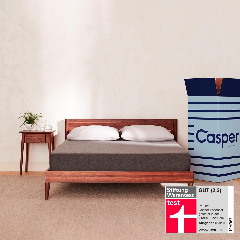 Komfortschaummatratze Die Essential Casper 18 cm hoch