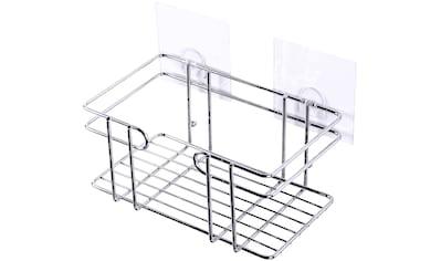 SANILO Duschablage »Transparent«, 22,8 x 14,0 x 10,5 cm kaufen