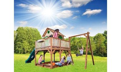 AXI Spielturm »Liam«, BxTxH: 541x277x291 cm, mit Einzelschaukel kaufen