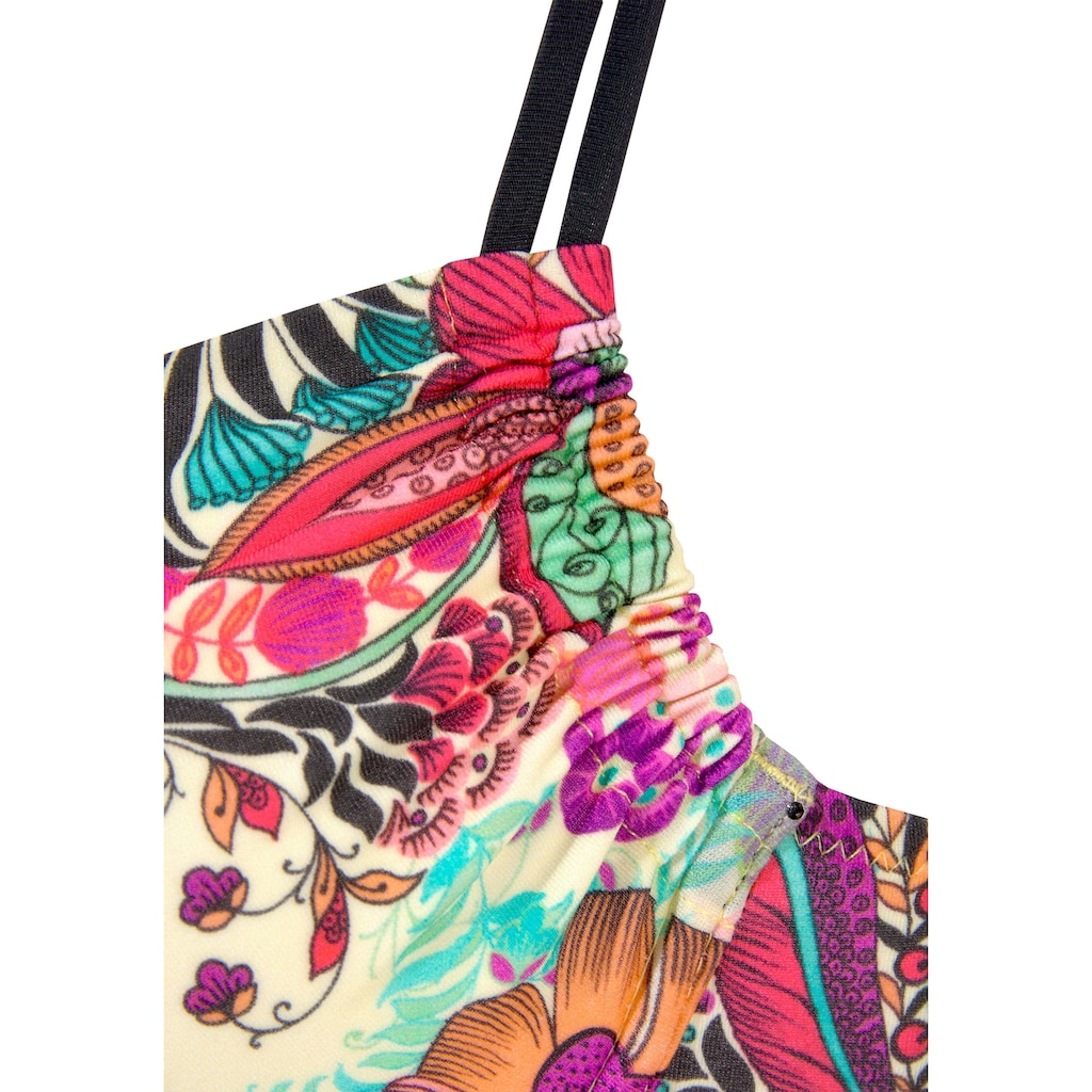 Buffalo Bügel-Bikini, mit Floralem Design