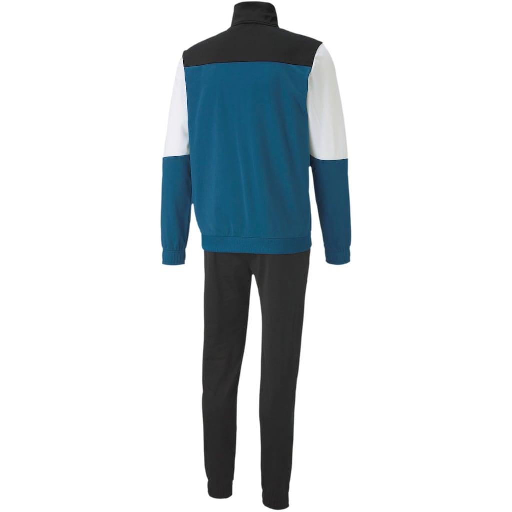 PUMA Trainingsanzug »Retro Track Suit«, (Set, 2 tlg.)