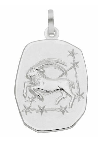 Adelia´s Kettenanhänger »925 Silber Sternzeichen Anhänger Steinbock« kaufen
