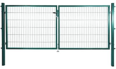 Arvotec Zaundoppeltür, BxH: 300x120 cm kaufen