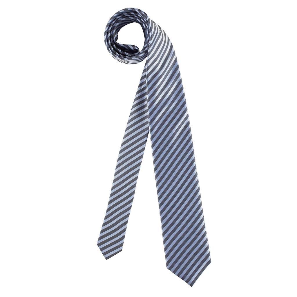 OLYMP Krawatte, klassisch gestreift
