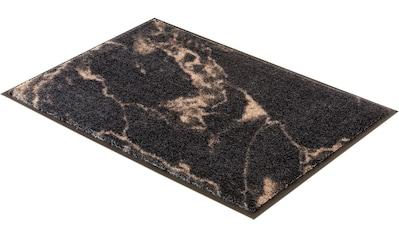 SCHÖNER WOHNEN-Kollektion Fußmatte »Miami 001«, rechteckig, 7 mm Höhe,... kaufen